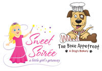 Bone Appetreat and Sweet Soiree Logos