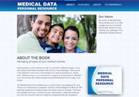 Medical Data Personal Resource Website