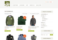 Society of American Foresters Store Website